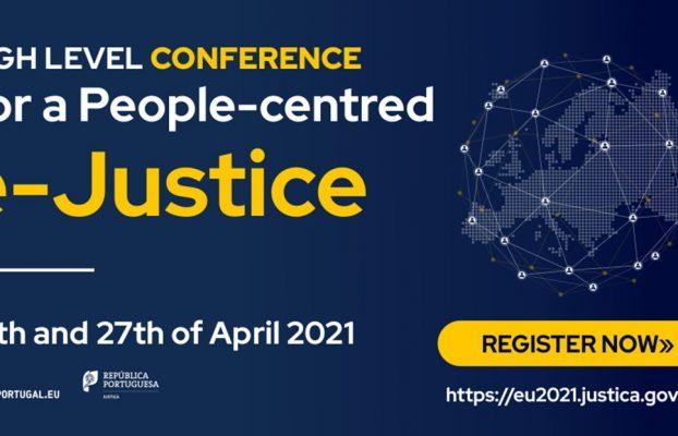 Iusify was present at E-justice 2021